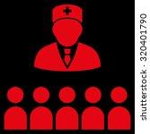medical class vector icon.... | Shutterstock .eps vector #320401790