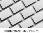 corporate stationery  branding... | Shutterstock . vector #320443874
