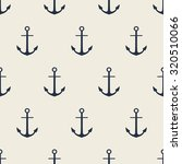 anchor pattern | Shutterstock .eps vector #320510066