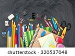 school. | Shutterstock . vector #320537048