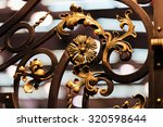 details of structure and... | Shutterstock . vector #320598644