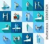 doctors occupation professional ... | Shutterstock . vector #320653124