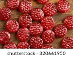 pile of tasty delicious... | Shutterstock . vector #320661950