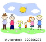 the   illustration dedicated to ...   Shutterstock . vector #320666273