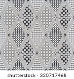 ethnic seamless pattern. with... | Shutterstock .eps vector #320717468