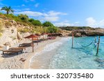 A View Of Beautiful Beach In...