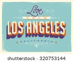 vintage style touristic... | Shutterstock .eps vector #320753144