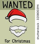 Wanted Christmas Poster For...