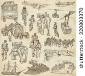 transport  transportation...   Shutterstock . vector #320803370