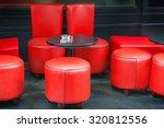 street cafe | Shutterstock . vector #320812556