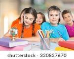 school. | Shutterstock . vector #320827670
