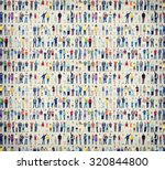 people diversity success...   Shutterstock . vector #320844800