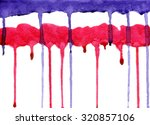 abstract in pink and  purple...   Shutterstock . vector #320857106
