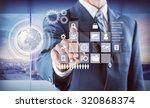 business apps. | Shutterstock . vector #320868374