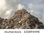 Heap Of Scrap Iron