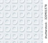circless and squares seamless... | Shutterstock .eps vector #320901578