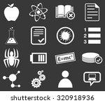 science icon set 1  simple...