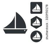 sailing ship set