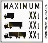 Weight Restrictions For Lorries ...