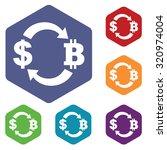 dollar bitcoin exchange set