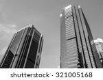united centre and pacific place ... | Shutterstock . vector #321005168