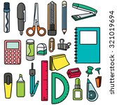 vector set of stationary