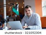 startup business  software...   Shutterstock . vector #321052304