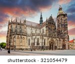 Kosice  Cathedral Of St....