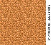 abstract light brown pixelated...   Shutterstock .eps vector #321114059