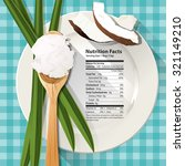 Vector Of Nutrition Facts In...