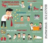 tuberculosis element... | Shutterstock .eps vector #321157058