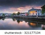 cork city in ireland | Shutterstock . vector #321177134