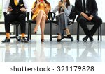 business people waiting for job ... | Shutterstock . vector #321179828