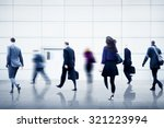 business people city life... | Shutterstock . vector #321223994
