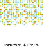 Bright Abstract Retro Circles...