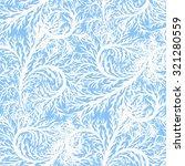 seamless winter background...   Shutterstock .eps vector #321280559