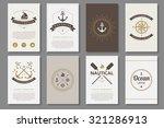 Set Of  Nautical Brochures In...