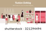 Fashion Clothing Store Banner...