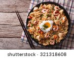 Asian Fried Rice Nasi Goreng...