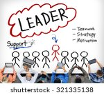 Leader Support Teamwork...