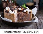 Rocky Road Ice Cream Cake With...