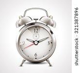 alarm clock | Shutterstock .eps vector #321387896