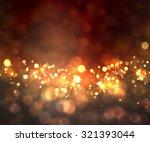 festive light background with... | Shutterstock .eps vector #321393044