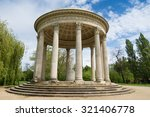 temple of love in english... | Shutterstock . vector #321406778