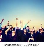 student celebration education... | Shutterstock . vector #321451814