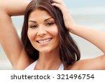 summer vacation  tourism ... | Shutterstock . vector #321496754