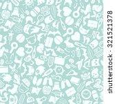 vector background of the flat... | Shutterstock .eps vector #321521378