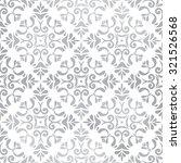 vintage silver tile  background ... | Shutterstock .eps vector #321526568