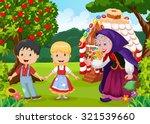 Classic Children Story. Hansel...