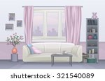 interior room | Shutterstock .eps vector #321540089